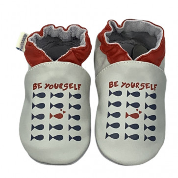BE YOURSELF 113