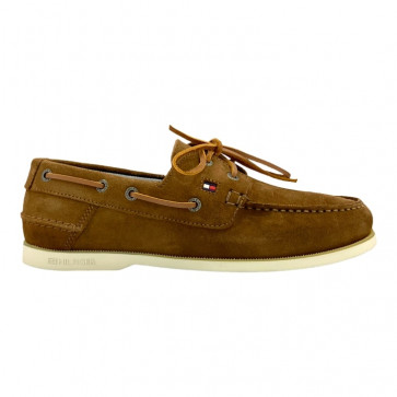 CLASSIC SUEDE BOAT (CAMEL)